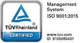 TUV - ISO 2003 óta