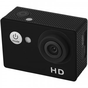 Action Camera, solid black, 23 x 12 x 6,5 cm (12367700)