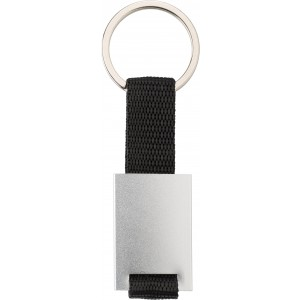 Aluminium key holder, Silver (8845-32)