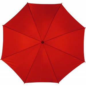 Classic nylon umbrella, Red (4070-08CD)