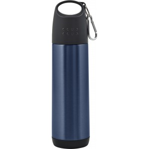 Double walled thermos bottle (500ml), Light blue (8244-18)