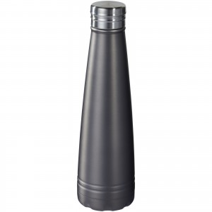 Duke Copper Vacuum Insulated Bottle, grey, 25,5 x d: 7,4 cm (10046103)