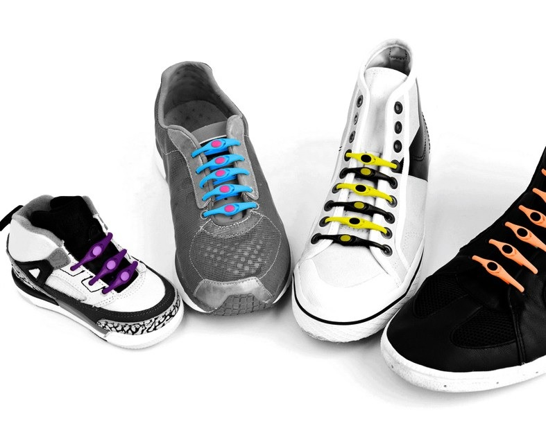 Szilikon cipőfűző