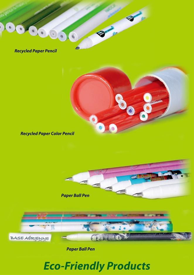 Ökos ceruza, toll