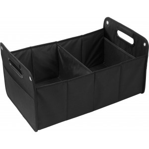 Foldable car organizer., black (2573-01CD)