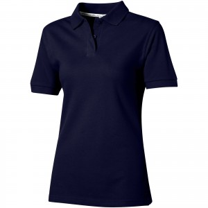 Forehand short sleeve ladies polo, Navy (33S0349)