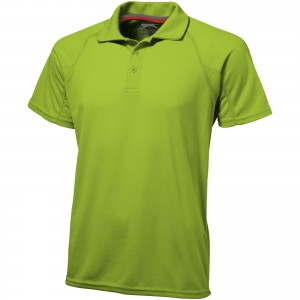 Game short sleeve men's cool fit polo, Apple Green (3310868)