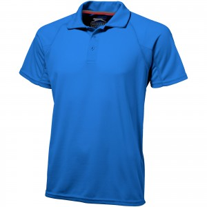 Game short sleeve men's cool fit polo, Sky blue (3310842)