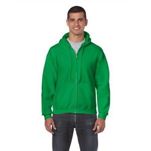 Gildan Heavy Blend Hooded Sweatshirt, Irish Green, 2XL (GI18600IG)