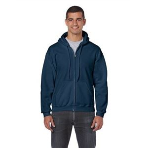Gildan Heavy Blend Hooded Sweatshirt, Navy, 2XL (GI18600NV)