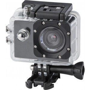 HD compact action camera, Black (7686-01)