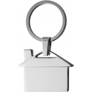 House shaped metal key holder (3599-32CD)