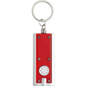 Key holder with a light, Red (1992-08)