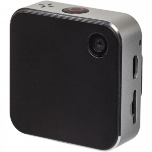 Lifestyle Action Camera, grey, 4,6 x 4,6 x 1,9 cm (12370000)