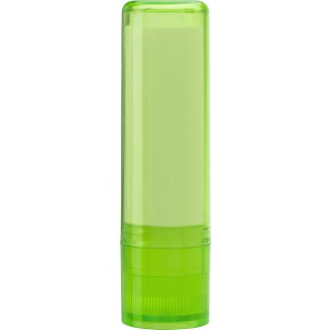 Lip balm stick with SPF 15 protection., light green (9534-29)