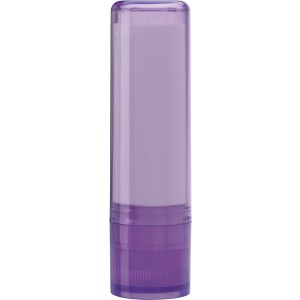 Lip balm stick with SPF 15 protection., Purple (9534-24)