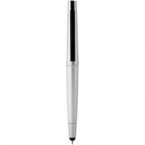 Naju stylus ballpoint pen with 4GB flash drive, Silver (10656401)