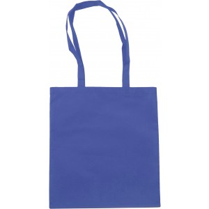 Nonwoven carrying/shopping bag, cobalt blue (6227-23CD)