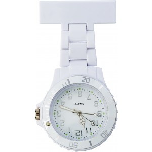 Nurse watch, white (1116-02)