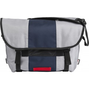 Nylon (900D) laptop bag, blue (8563-05)