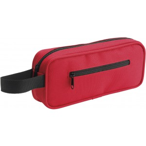 Pencil case, Red (9727-08)