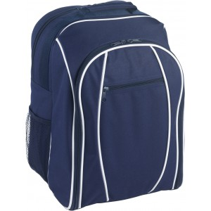 Picnic rucksack for four people, Blue (2645-05)