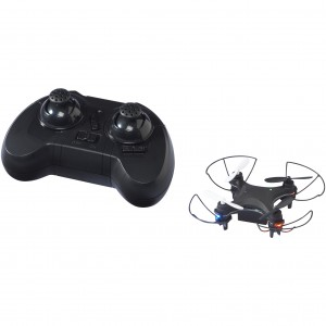 Remote Control Mini Drone with Camera, solid black, 4,8 x 4, (12371700)