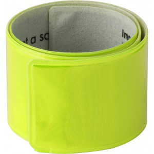Snap armband, yellow (6084-06CD)