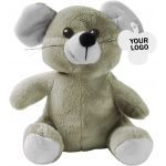 Soft toy mouse, t-shirt 5013, no colour