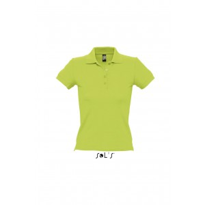 SOL'S PEOPLE - WOMEN'S POLO SHIRT, Apple Green (SO11310AG)