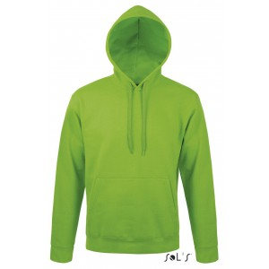 Sols Snake Unisex Hooded Sweatshirt, Lime, 2XL (SO47101LI)