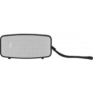 Speaker featuring wireless technology, White (7304-02)