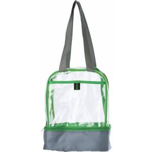 Transparent lunch bag (PVC) (0931-04)