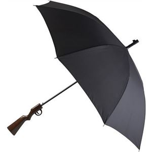 Umbrella with rifle handle. (6478-01)